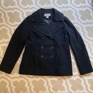 MICHAEL Michael Kors medium wool blend Peacoat
